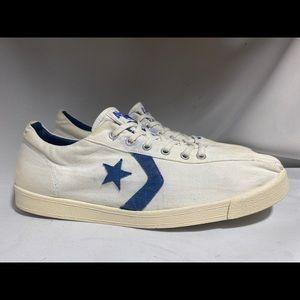Vintage Made In USA Converse All Star Tennis Shoes